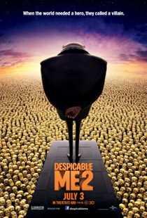 საზიზღარი მე 2 / Despicable Me 2 (ქართულად)