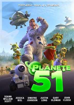 პლანეტა 51 / Planet 51 (ქართულად)