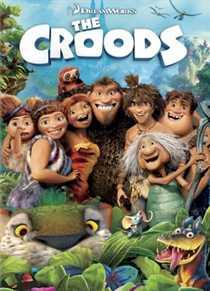 ქრუდსების ოჯახი / The Croods (ქართულად)