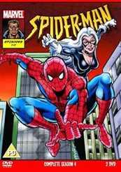 ადამიანი ობობა  სეზონი 4  / Spider Man  (ქართულად)