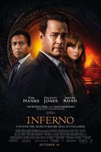 ინფერნო  / INFERNO (ქართულად)