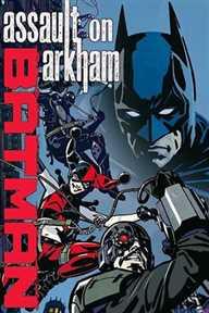 ბეტმენი: თავდასხმა არხამზე / Batman: Assault on Arkham (ქართულად)