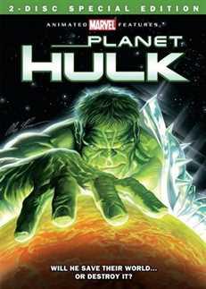 ჰალკის პლანეტა / Planet Hulk (ქართულად)