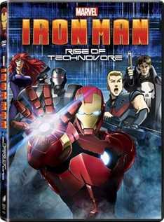 რკინის კაცი: ტექნოვორის აღზევება / Iron Man: Rise of Technovore (ქართულად)