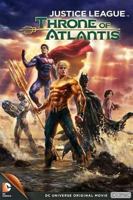 სამართლიანობის ლიგა: ატლანტიდას ტახტი / JUSTICE LEAGUE: THRONE OF ATLANTIS  (ქართულად)