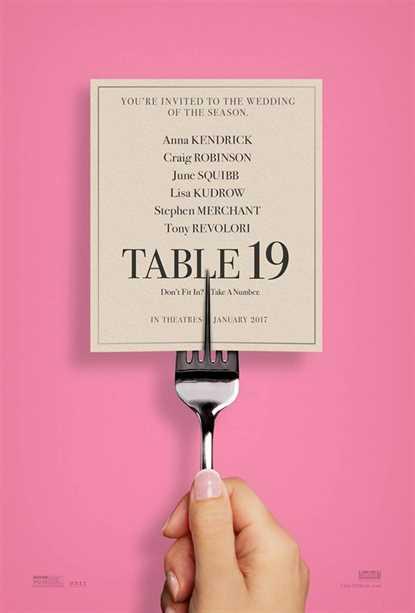 მაგიდა №19 / Table 19 (ქართულად)