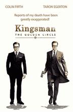 კინგსმენი 2 : ოქროს წრე / Kingsman 2 : Golden Circle (ქართულად)