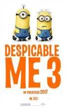 საზიზღარი მე 3  / DESPICABLE ME 3  (ქართულად)
