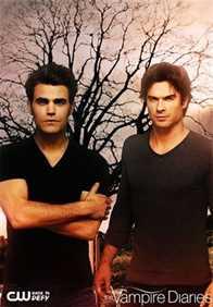 ვამპირის დღიურები სეზონი 5 (ქართულად) / The Vampire Diaries Season 5