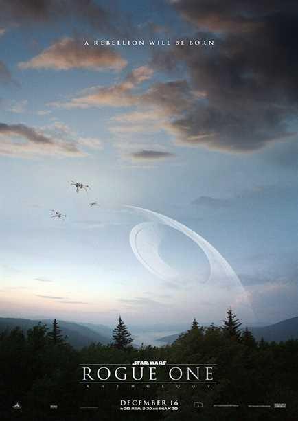 ვარსკვლავური ომები: განდევნილი / ROGUE ONE: A STAR WARS STORY (ქართულად)