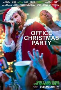 საშობაო წვეულებების ოფისი / Office Christmas Party (ქართულად)