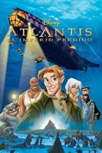 ატლანტიდა დაკარგული სამყარო / Atlantis  The Lost Empire (ქართულად)