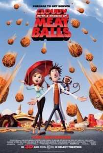 მოღრუბლულობა, შესაძლებელია ნალექი ფრიკადელების სახით / Cloudy with a Chance of Meatballs (ქართულად)