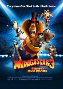მადაგასკარი 3 / Madagascar 3: Europe's Most Wanted  (ქართულად)