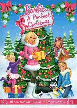 ბარბის იდეალური შობა  / BARBIE: A PERFECT CHRISTMAS (ქართულად)