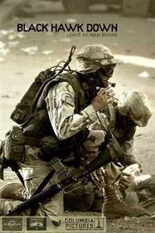შავი ქორის დესანტი / Black Hawk Down (ქართულად)