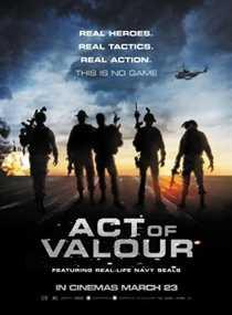 სიმამაცის აქტი / Act of Valor (ქართულად)