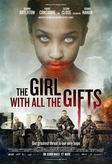გოგონა საჩუქრებით (ქართულად) / The Girl with All the Gifts / gogona sachuqrebit (qartulad)