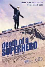 სუპერგმირის სიკვდილი (ქართულად) / DEATH OF A SUPERHERO / supergmiris sikvdili (qartulad)