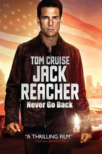 ჯეკ რიჩერი 2 არასდროს დაიხიო უკან (ქართულად) / Jack Reacher 2 Never Go Back / jek richeri 2 arasdros daixio ukan (qartulad)