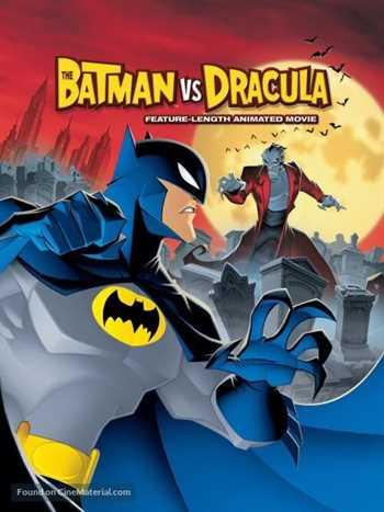 ბეტმენი დრაკულას წინააღმდეგ (ქართულად) / The Batman vs Dracula / betmeni drakulas winaagmdeg (qartulad