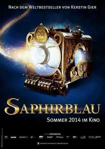 საფირონის წიგნი (ქართულად) / Saphirblau / safironis wigni (qartulad)