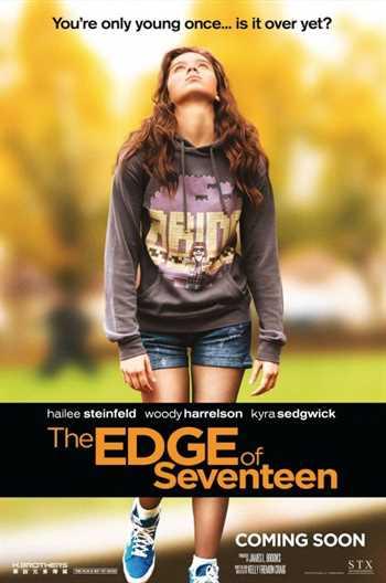 თითქმის ჩვიდმეტის / The Edge of Seventeen (ქართულად)