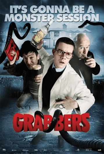 გრებერსები (ქართულად) / Grabbers / grebersebi (qartulad)