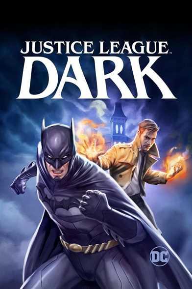 ბნელი გალაქტიკა (ქართულად) / Justice League Dark / bneli galaqtika (qartulad)