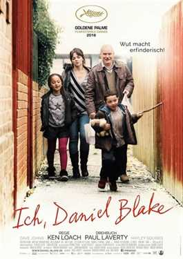 მე დენიელ ბლეიკი (ქართულად) / I Daniel Blake / me deniel bleiki (qartulad)
