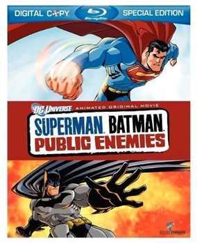 სუპერმენი/ბეტმენი სახალხო მტრები (ქართულად) / Superman/Batman Public Enemies (qartulad)