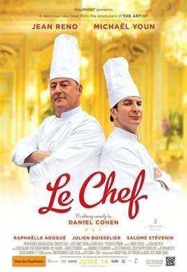შეფ-მზარეული (ქართულად) / Comme un chef / shef-mzareuli (qartulad)