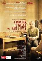 4 თვე, 3 კვირა და 2 დღე (ქართულად) / 4 Months, 3 Weeks and 2 Days / 4 luni, 3 sãptãmâni si 2 zile