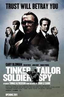 მოშორდი, შპიონო! (ქართულად) / Tinker Tailor Soldier Spy / moshordi, shpiono! (qartulad)