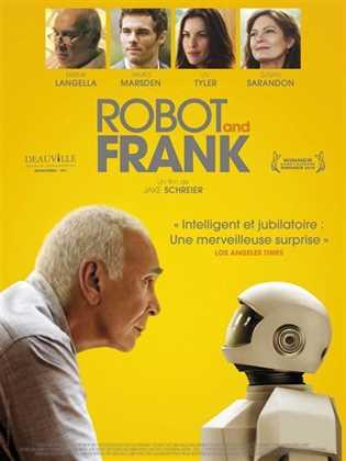 რობოტი და ფრენკი (ქართულად) / Robot and Frank / roboti da frenki (qartulad)