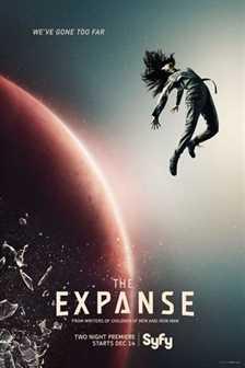 ესკალაცია (ქართულად) / The Expanse / eskalacia  (qartulad)