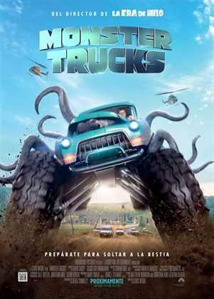 მონსტრი მანქანები / Monster Trucks (ქართულად)