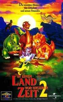 უხსოვარი დროის დედამიწა 2 (ქართულად) / The Land Before Time II: The Great Valley Adventure