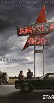 ამერიკელი ღმერთები  (ქართულად) / American Gods / amerikeli gmertebi  (qartulad)