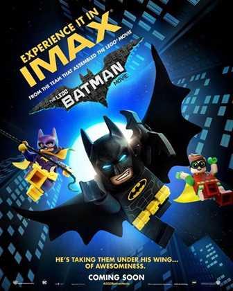 ლეგო ფილმი: ბეტმენი / The Logo Batman Movie (ქართულად)