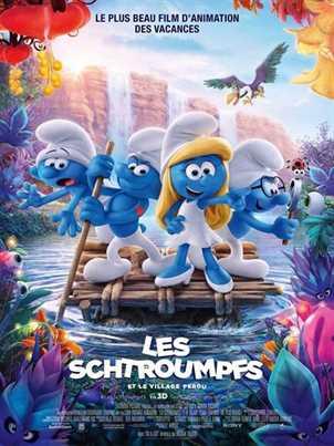 სმურფები 3 :დაკარგული სოფელი / Smurfs 3: The Lost Village (ქართულად)