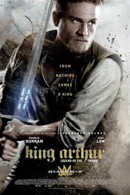 მეფე არტური: ლეგენდა ხმალზე (ქართულად) / King Arthur: Legend of the Sword / mefe arturi: legenda xmalze (qartulad)