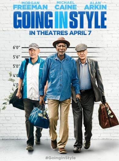 ვადაგასული ბანდიტები (ქართულად) / Going in Style / vadagasuli banditebi (qartulad)