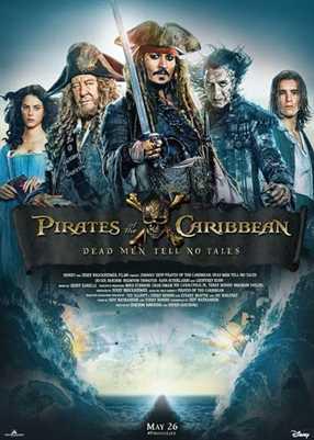 კარიბის ზღვის მეკობრეები 5: მკვდრები ისტორიებს არ ყვებიან / Pirates of the Caribbean 5: Dead Men Tell No Tales (ქართულად)