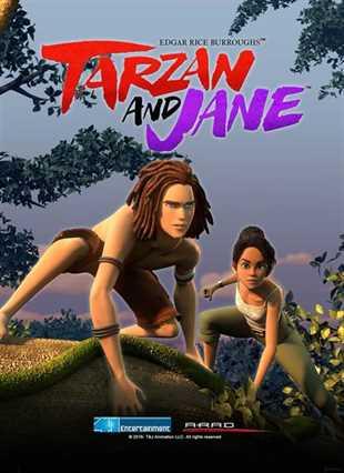 ტარზანი და ჯეინი (ქართულად) / Tarzan and Jane  / tarzani da jeini (qartulad)