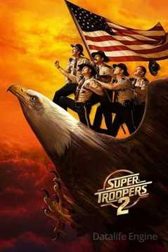 სუპერ პოლიციელები 2 ( ქართულად) Super Troopers 2 / super policielebi 2 (qartulad)