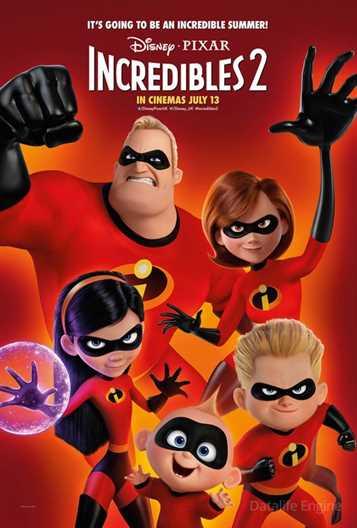 სუპერ ოჯახი 2 / Incredibles 2 ქართულად