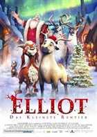 ელიოტი: სანტას ყველაზე პატარა ირემი (ქართულად) / Elliot the Littlest Reindeer / elioti: santas yvelaze patara iremi (qartulad)
