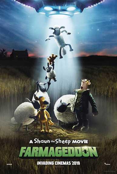 ცხვარი შონი კინოში 2: ფერმაგედონი / Shaun the Sheep Movie: Farmageddon / cxvari shoni kinoshi 2 (Qartulad)