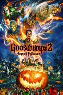 საშინელებები 2: დაწყევლილი ჰელოუინი / Goosebumps: Haunted Halloween / sashinelebebi 2 : dawyevlili helouini (qartulad)